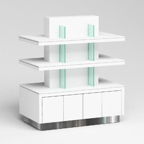 Shelving Unit Salon Furniture Salon Shelves