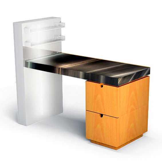 Man Cure Manicure Tables Salon Furniture Eurisko Design
