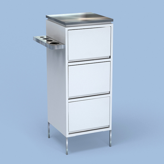 Styling Cabinet Station | Salon Furniture | Styling Cabinet