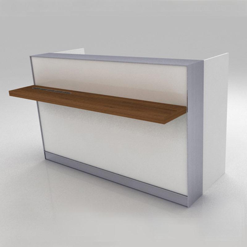 Aveda Cash Wrap Salon Desk Salon Furniture
