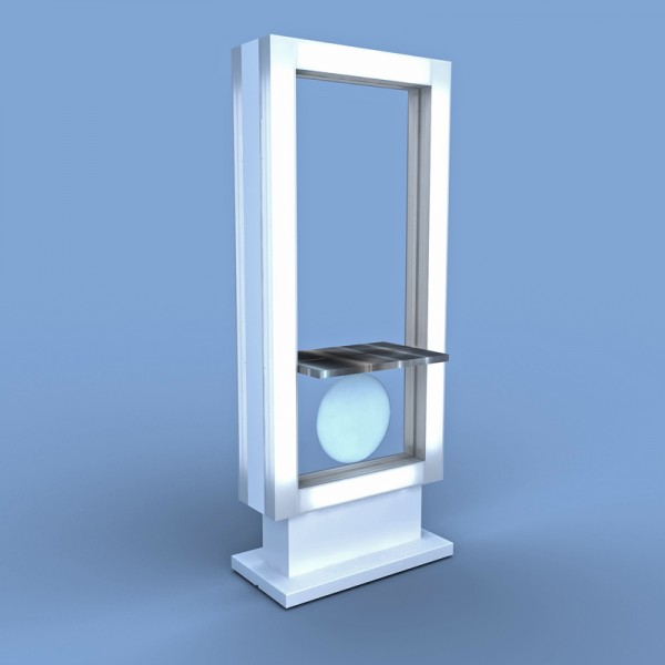 Mirrors freestanding archives eurisko design for Mirror 600 x 600