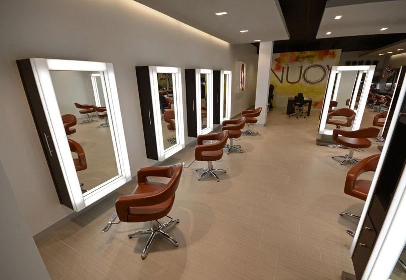 Nuovo Aveda Lifestyle Salon